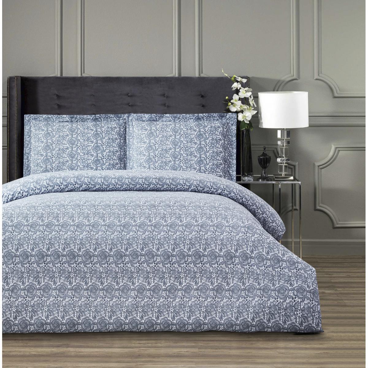 Комплект постельного белья Arya двуспальный Simple Living Tiny 200х220 см. (A107004)