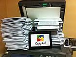 Чернобелая Ксерокопія документів, книг, фото 4
