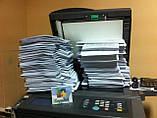 Чернобелая Ксерокопія документів, книг, фото 5