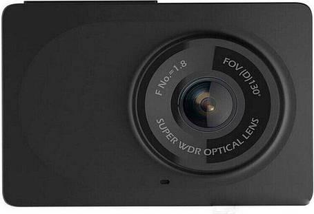 Автомобильный видеорегистратор Xiaomi Yi Smart Car DVR Black (YCS.1216.CN), фото 2