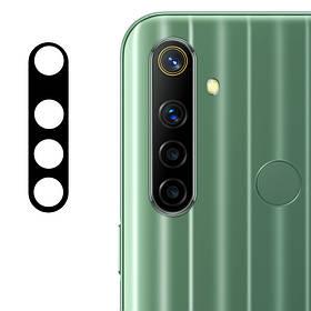Гнучке захисне скло 0.18 mm на камеру (тех. пак) для Realme 6i
