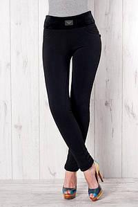 Теплые брюки-лосины на меху (Код BR-360)