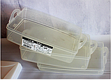 Ланч бокс контейнер для еды на 3 секции, фото 4