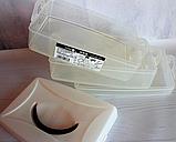 Ланч бокс контейнер для еды на 3 секции, фото 3