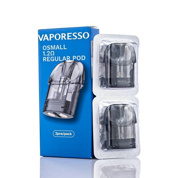 Картридж Vaporesso OSMALL Pod 2ml 1.2 ohm original | Змінний картридж для електронної сигарети