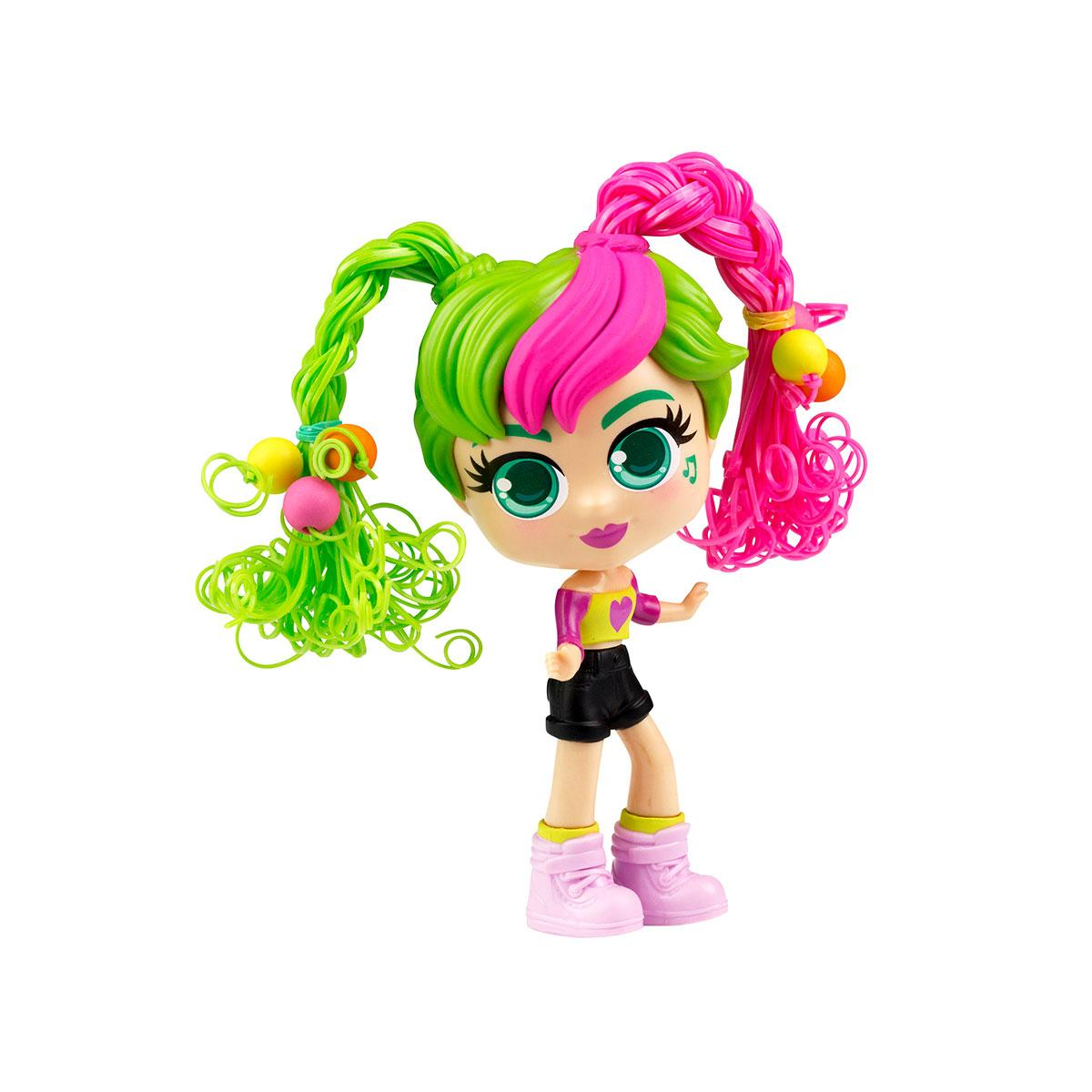 Кукла Curligirls - Вечеринка Келли Silverlit Toys CurliGirls Kelli Dance Party - Hairstyling Doll