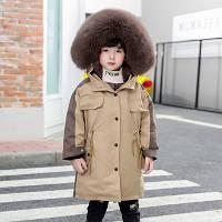 Осенне-зимняя Куртка-парка Универсальная 3 цвета