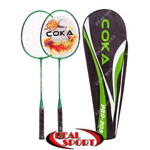 Набір для бадмінтону Coka Pro-309 (сталь)