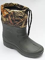 Камуфлированная зимняя обувь ЭВА