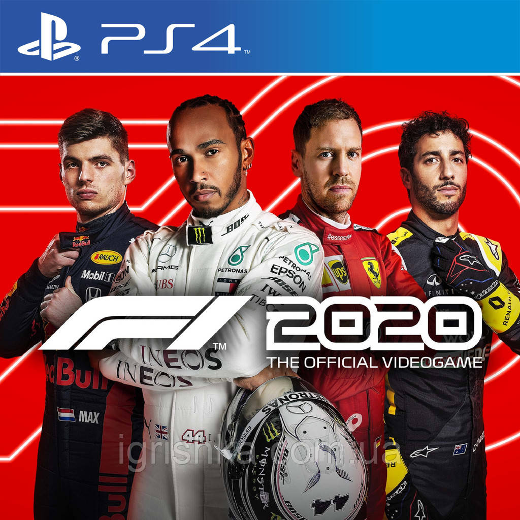 F1 2020 Ps4 (Цифровой аккаунт для PlayStation 4) П3