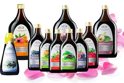 Вітамінні напої