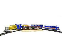 "Железная дорога ""Голубой Вагон"" 0608, фото 2"