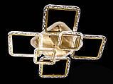 Потолочная светодиодная люстра с диммером 105W, фото 3