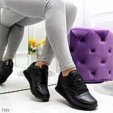 Черные спортивные кроссовки, фото 5