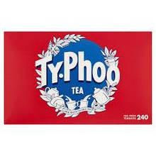 Typhoo Teabags (Pack of 240 Tea Bags) 696g
