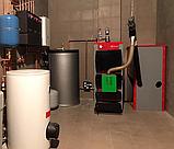 Котел пеллетный универсальный Smart MW 60 кВт + Пеллетная горелка Air Pellet Ceramic 60 кВт с Бункером 1м3, фото 2