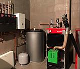 Котел пеллетный универсальный Smart MW 60 кВт + Пеллетная горелка Air Pellet Ceramic 60 кВт с Бункером 1м3, фото 3