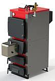 Котел пеллетный универсальный Smart MW 60 кВт + Пеллетная горелка Air Pellet Ceramic 60 кВт с Бункером 1м3, фото 4