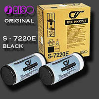 Краска для ризографа RISO CV черная (black)