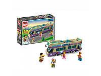Конструктор Автобус Brick 1123, 455 деталей