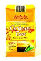 Чай зеленый Westminster Ваниль 250г