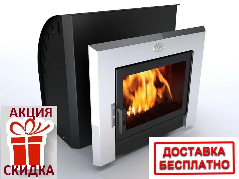 Печь для бани на дровах 18м3 Новаслав Каскад, печи каменки для бани и сауны