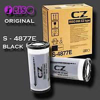 Краска для ризографа RISO CZ черная (black)