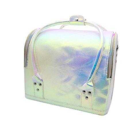 Сумка-чемодан для мастера маникюра, парикмахера и визажиста Хамелеон #1