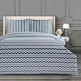 Комплект постельного белья Arya полуторный Simple Living Lita 160х220 см. (A107016), фото 4