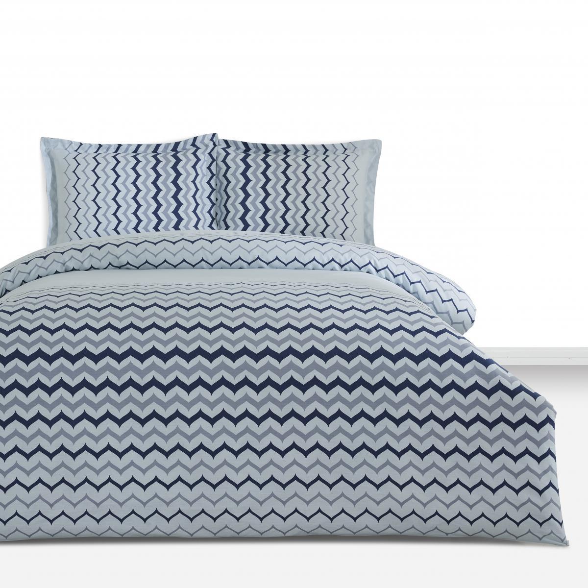 Комплект постельного белья Arya полуторный Simple Living Lita 160х220 см. (A107016)