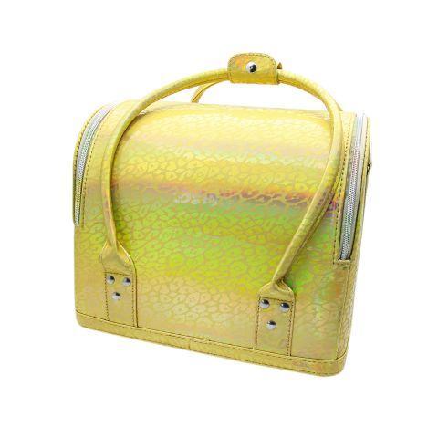Сумка-чемодан для мастера маникюра, парикмахера и визажиста Хамелеон #6
