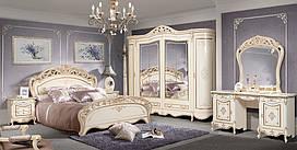 Спальня Аллегро 1Д1 СлонимМебель белая