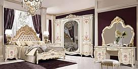 Спальня Афина 5Д СлонимМебель белый, орех