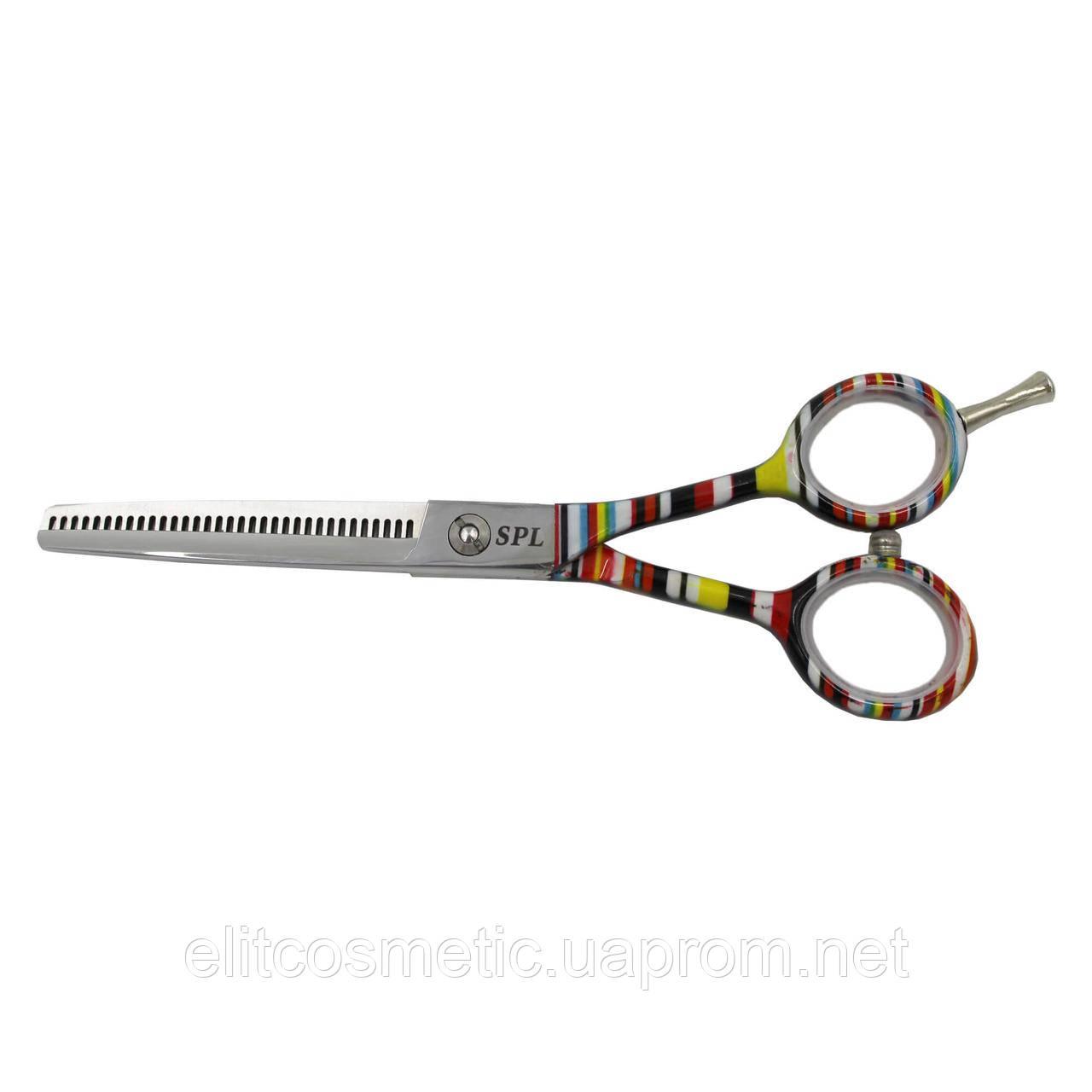 Парикмахерские ножницы SPL 5.5 филировочные