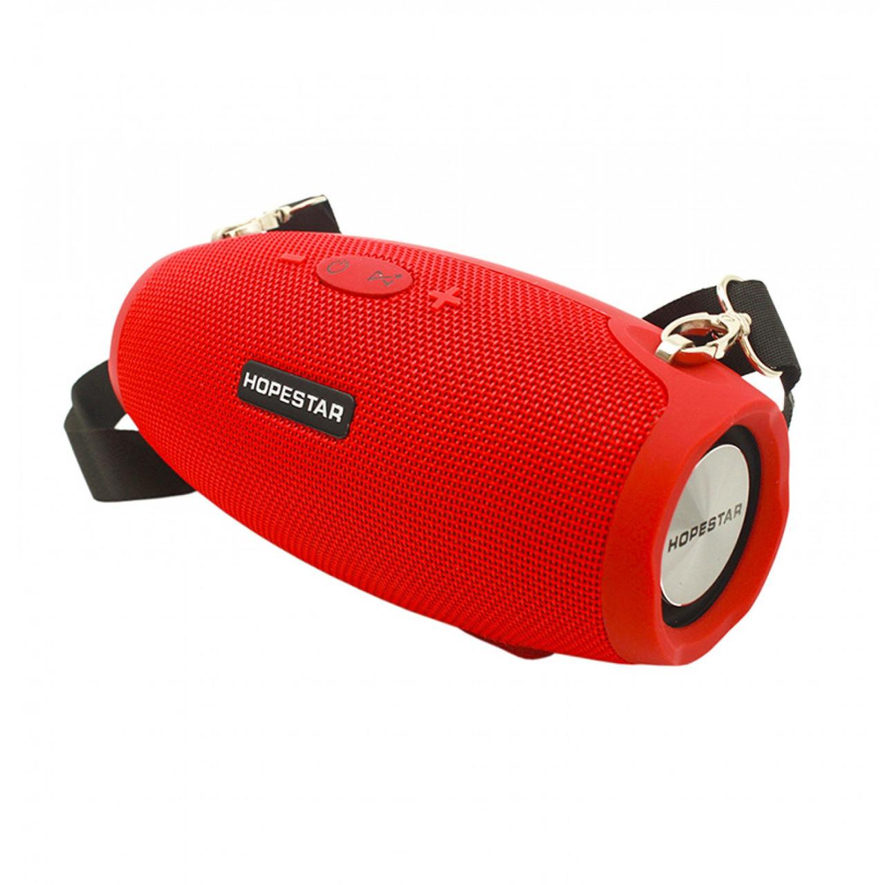 Bluetooth Колонка HOPESATAR H26 красный \ red