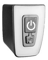 Фонарь задний для велосипеда T11-15 LED, велофонарь usb, велосипедный фонарь задний габаритный