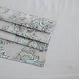 Комплект постельного белья Arya семейный Simple Living Meyra 160х220 см. (A107007), фото 4
