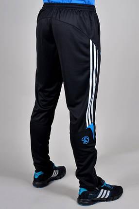 Брюки спортивные Adidas зауженные (929-1), фото 2