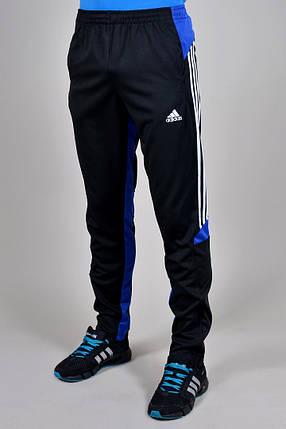 Брюки спортивные Adidas зауженные (1881-2), фото 2