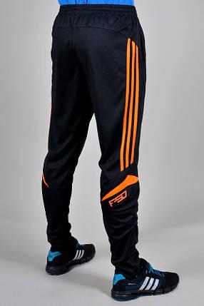 Брюки спортивные Adidas зауженные (918-1), фото 2