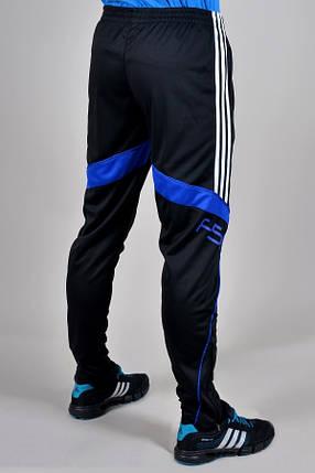 Брюки спортивные Adidas зауженные (925-1), фото 2