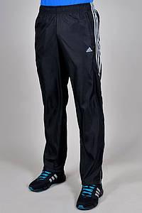 Брюки спортивные Adidas батал летние (2043-1)