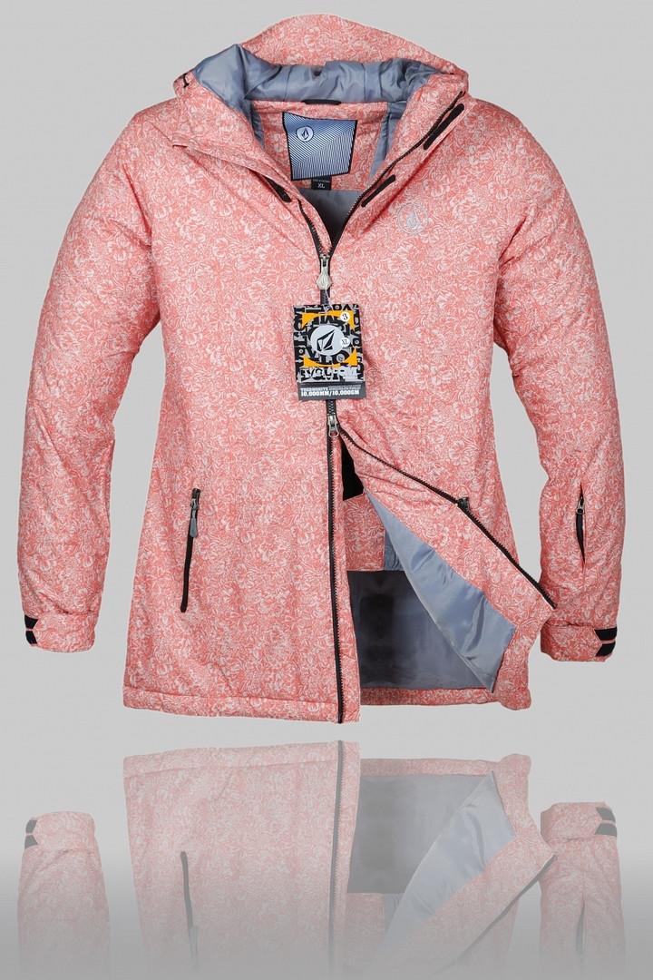 Женская зимняя горнолыжная куртка Volcom (G-3)
