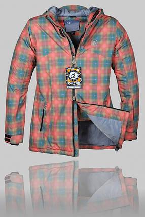 Женская зимняя горнолыжная куртка Volcom (G-4), фото 2