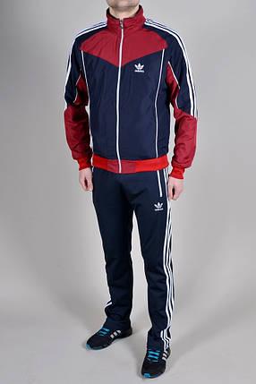 Спортивный костюм Adidas. (3162-2), фото 2