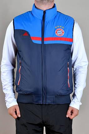 Жилет Adidas  Bayern Munchen. (8509-2), фото 2