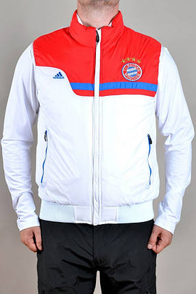 Жилет Adidas  Bayern Munchen. (8509-1), фото 2