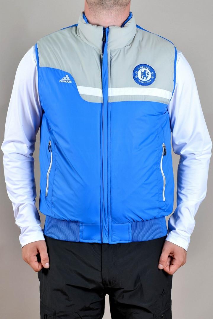 Жилет Adidas   Chelsea. (8506-1)