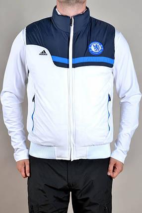 Жилет Adidas   Chelsea. (8506-2), фото 2
