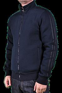 Спортивная кофта Adidas зимняя. (8518-1)
